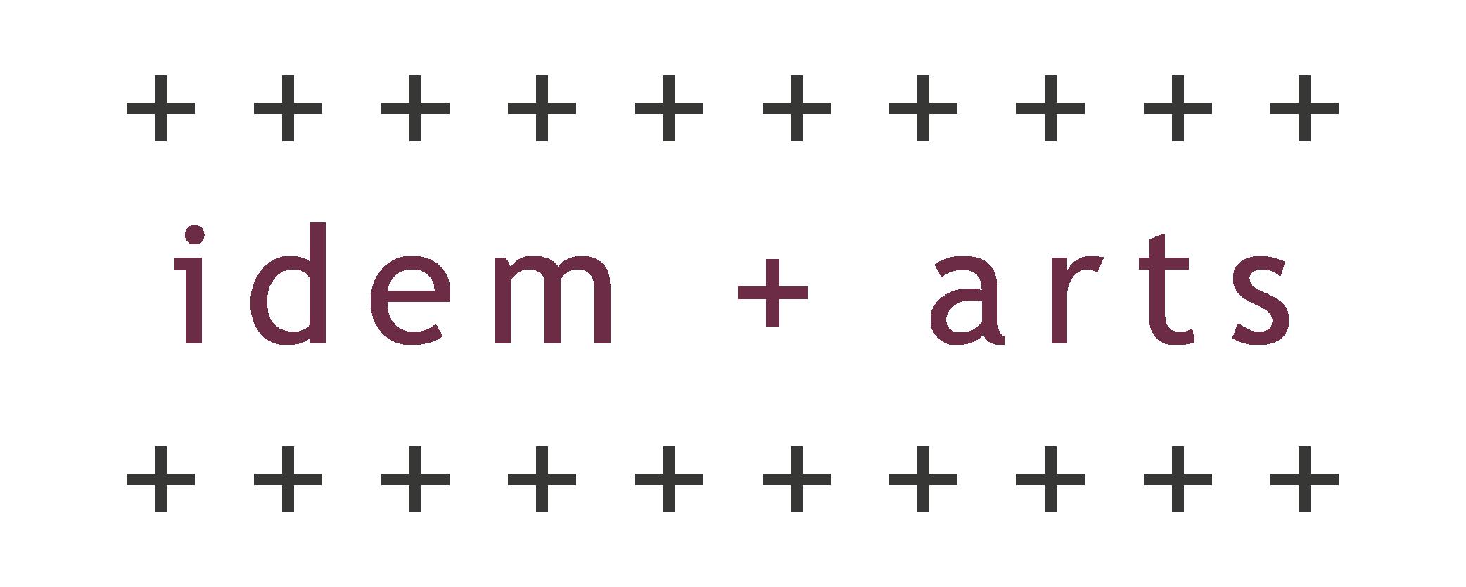 logo idem+arts_Plan de travail 1